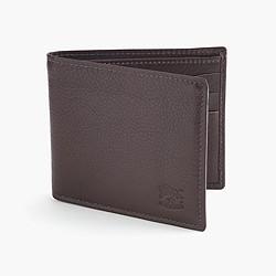 IL Bisonte® leather card wallet