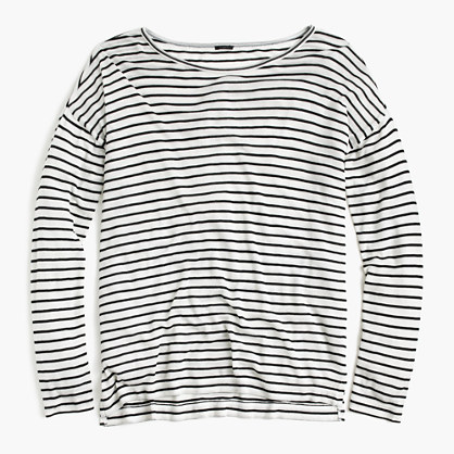 10 percent deck T-shirt in stripe