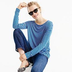 10 percent deck T-shirt in stripe