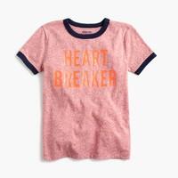 """Boys' """"heartbreaker"""" T-shirt in the softest jersey"""