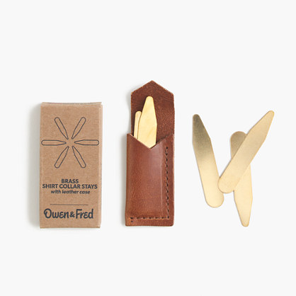 Owen & Fred™ for J.Crew collar stays