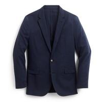 Unstructured Ludlow blazer in stretch cotton