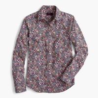 Perfect shirt in Liberty® Kayoko floral