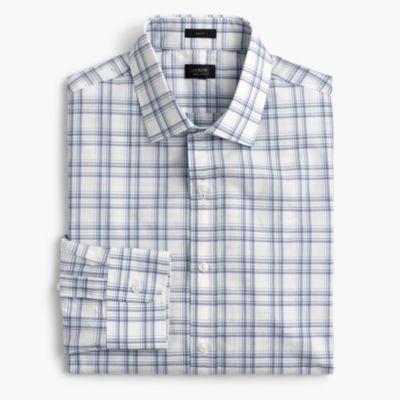 Crosby shirt in plaid
