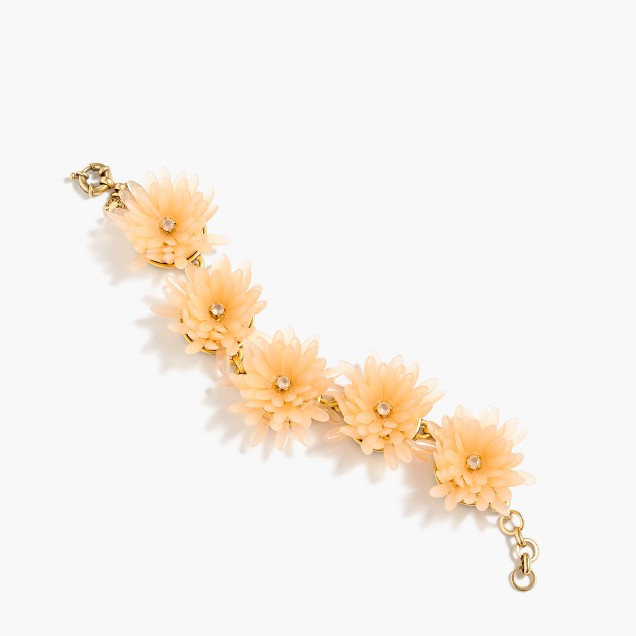 Petal blossom bracelet