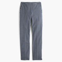 Martie pant in windowpane