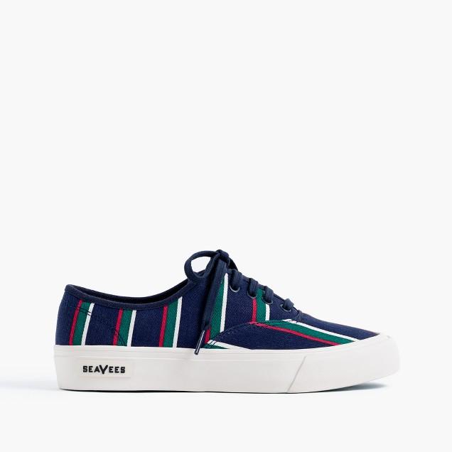SeaVees® for J.Crew Legend sneakers in stripe