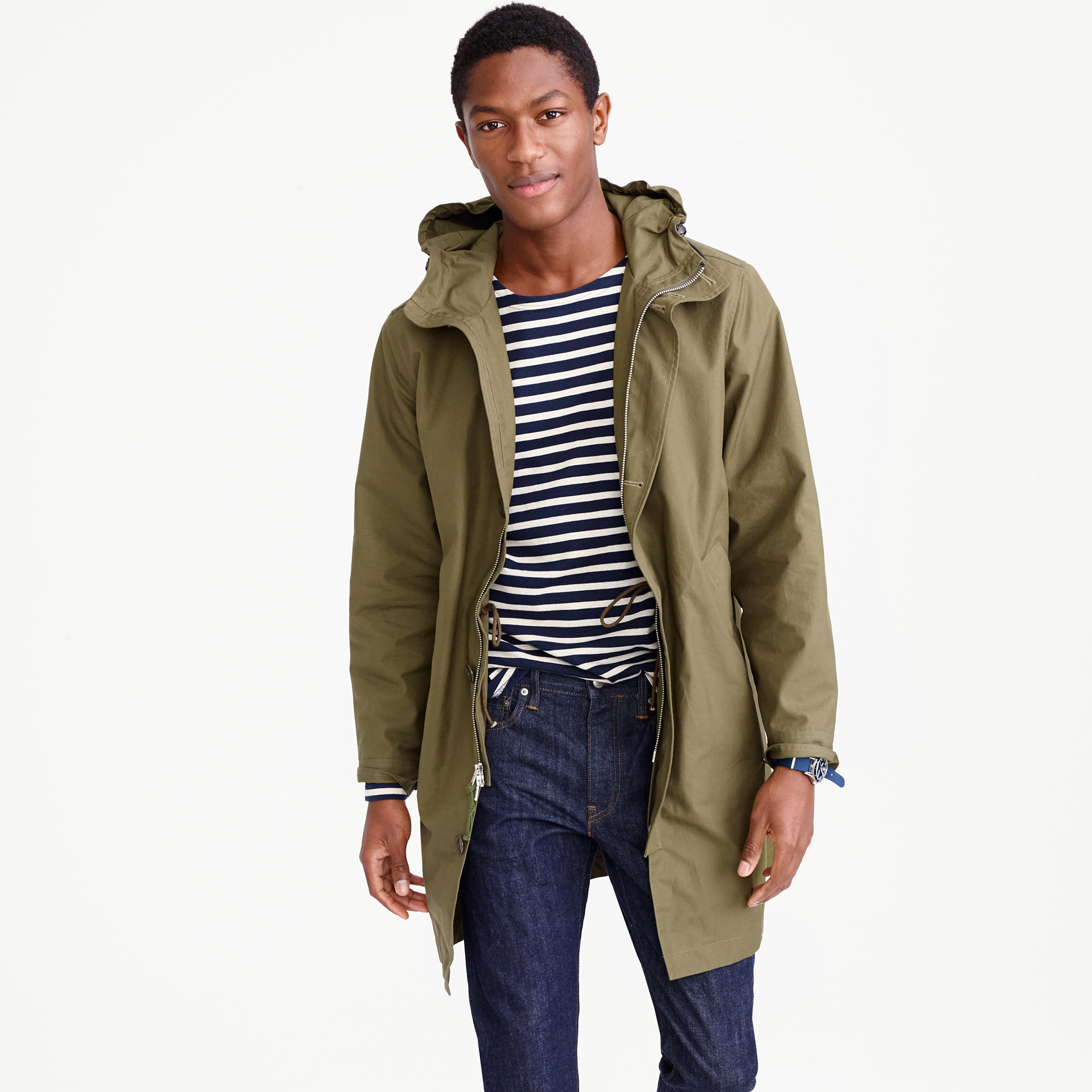 Men's Jackets Trench Coats & Vests : Men's Outerwear | J.Crew