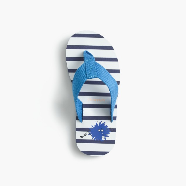 Boys' Max the Monster flip-flops