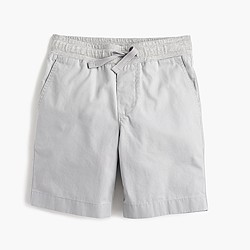 Boys' pull-on short in lightweight chino