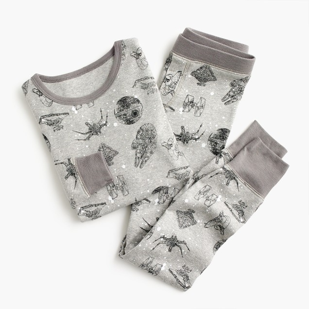 Kids' Star Wars™ for crewcuts ship pajama set