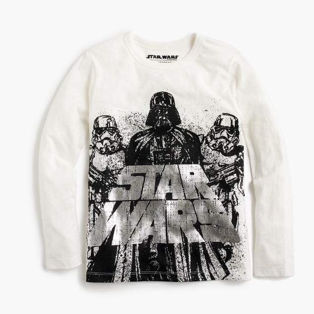 Kids' Star Wars™ for crewcuts Darth Vader T-shirt