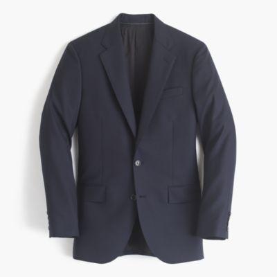 Ludlow wide-lapel suit jacket in Italian wool