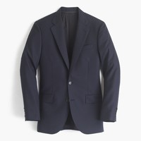 Ludlow wide-lapel suit jacket in Italian wool
