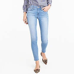 Tall toothpick jean in Chimney wash