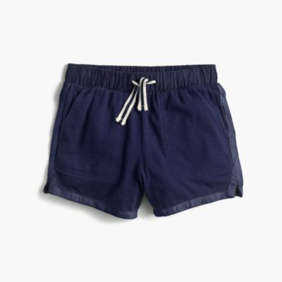 Girls' pull-on short