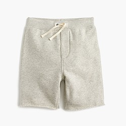 Boys' pull-on knit short
