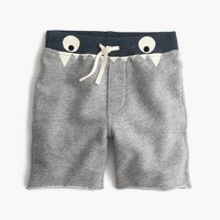 Boys' glow-in-the-dark Max the Monster sweatshort