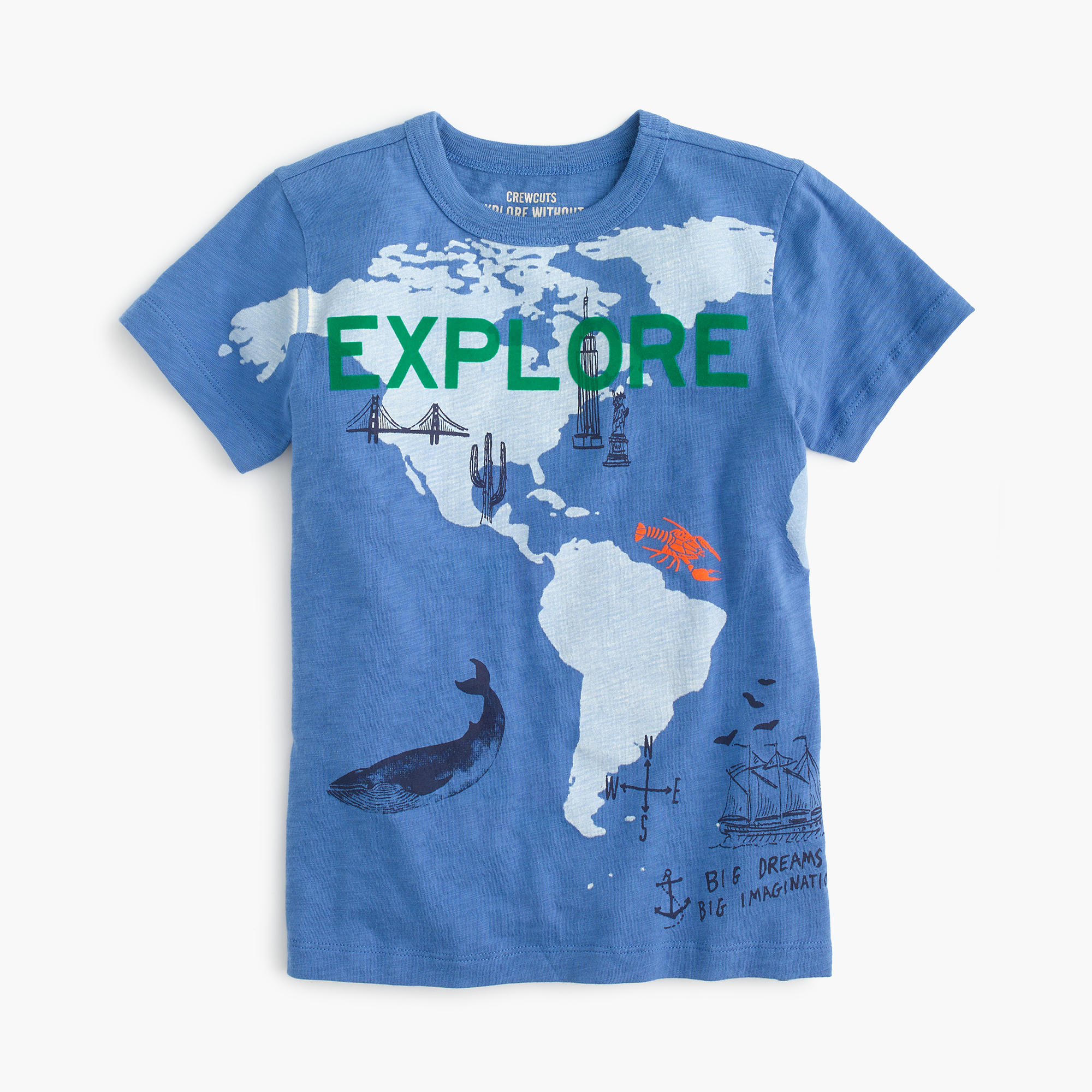 Boys 39 Explore T Shirt Boys 39 Tees J Crew