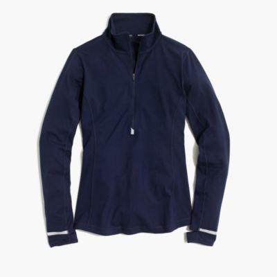 New Balance® for J.Crew in-transit pullover