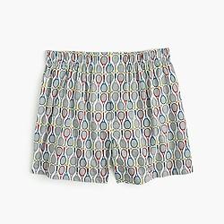 Tennis print boxers
