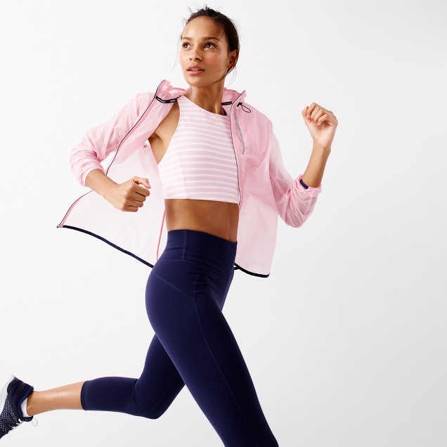 New Balance® for J.Crew packable jacket