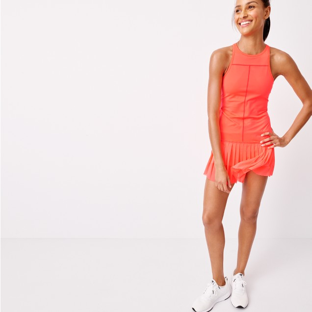 New Balance® for J.Crew tennis dress