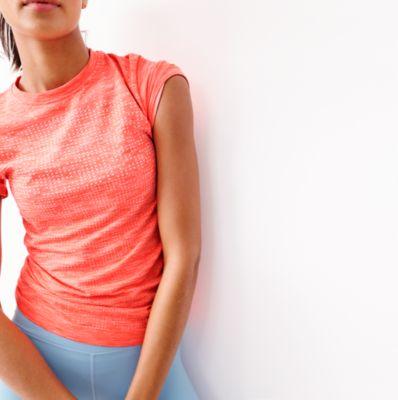 New Balance® for J.Crew seamless T-shirt
