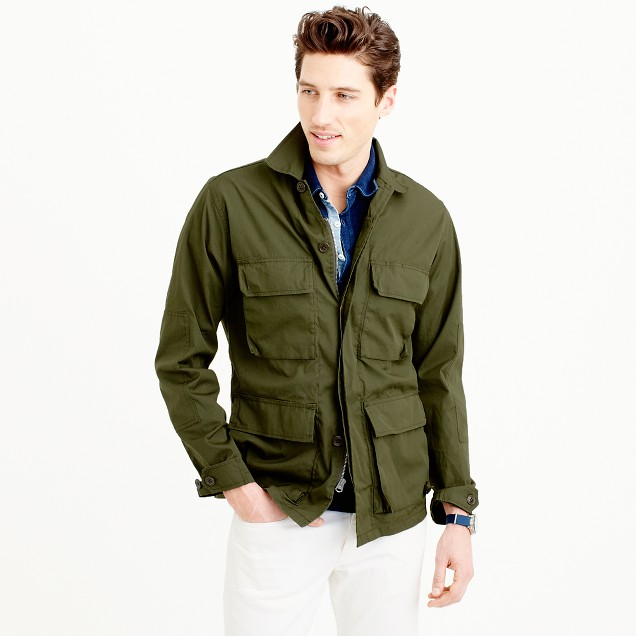 Wallace & Barnes lightweight military jacket