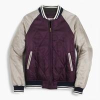 Wallace & Barnes souvenir jacket