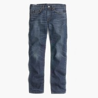 484 slim jean in Collins wash