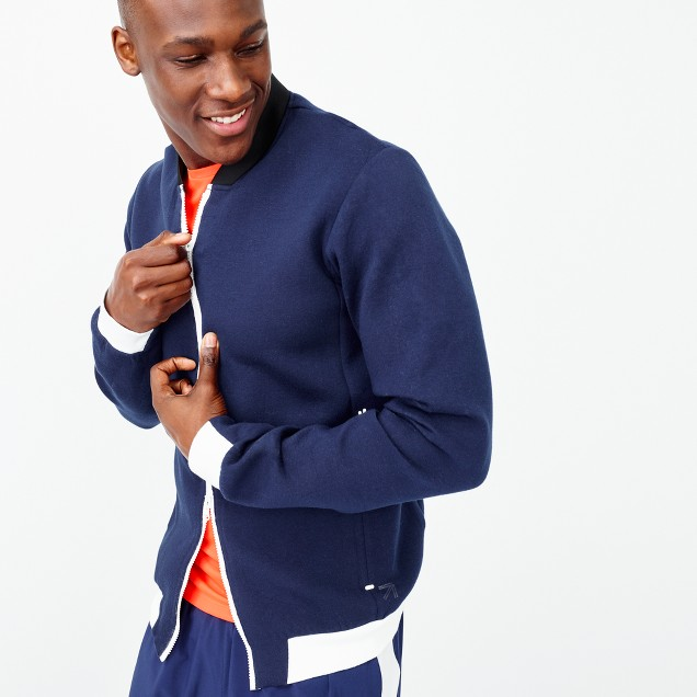 New Balance® for J.Crew coach's jacket