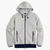 New Balance® for J.Crew full-zip hoodie