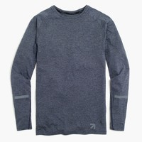 New Balance® for J.Crew long-sleeve compression shirt