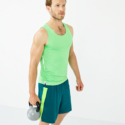 New Balance® for J.Crew cooling workout tank top