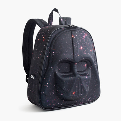 Kids' Loungefly® Star Wars™ galaxy print Darth Vader 3-D backpack