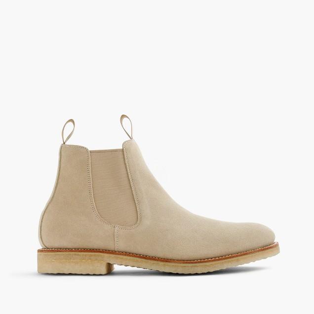 Kenton crepe-sole Chelsea boots