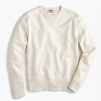 Wallace & Barnes fleece crewneck sweatshirt
