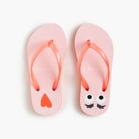 Girls' Max the Monster flip-flops
