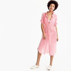 Pre-order Gingham tunic