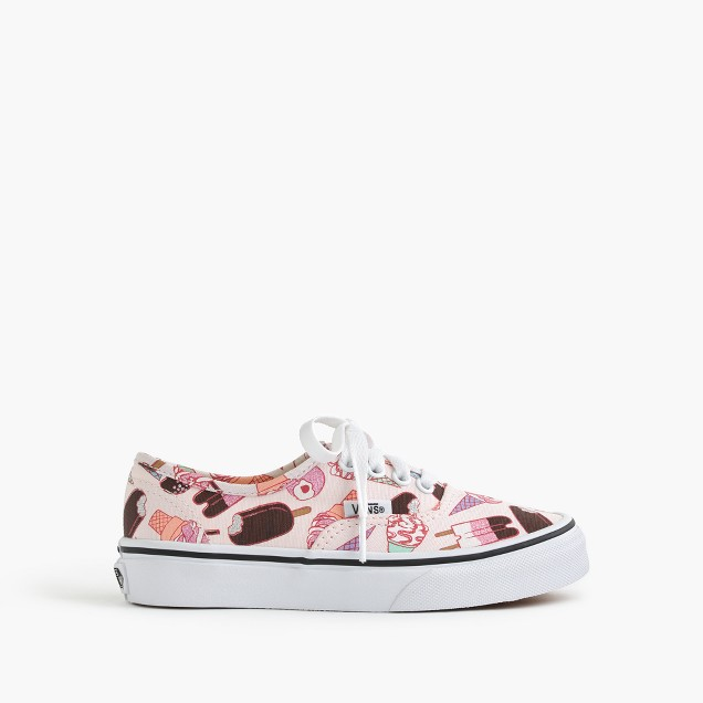 Kids' Vans® Authentic sneakers