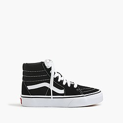 Pre-order Kids' Vans® lace-up high-top sneakers