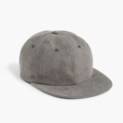 Norse Projects™ light faux-suede cap