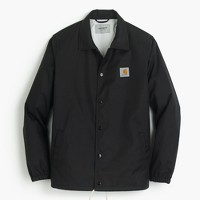 Carhartt® Work in Progress coach's jacket in black