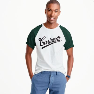Carhartt® Work in Progress baseball T-shirt