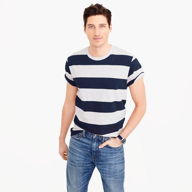 Carhartt® Work in Progress wide-stripe T-shirt