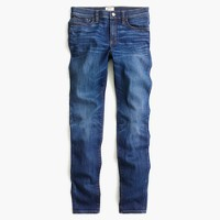 "9"" lookout high-rise jean in Meyer wash"