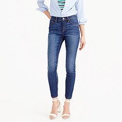 Pre-order Petite lookout high-rise jean in Meyer wash