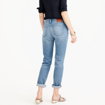 Slim boyfriend jean in Trafford wash : Women Boyfriend | J.Crew