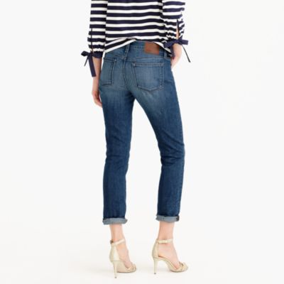 Slim boyfriend jean in Wakefield wash : Women Boyfriend | J.Crew